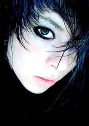 ... your burning eyes ... by DahliaMatsumoto