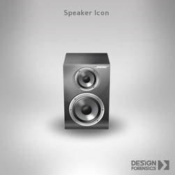 Bose Speaker Icon by DESIGN-FORENSICS