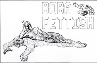 Boba Fettish by jeremydanielking