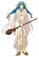 Lucia Commission by glance-reviver