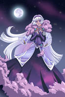 Winter Lady by glance-reviver