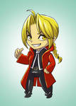 Chibi Ed by glance-reviver