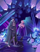 Crystal Cave by glance-reviver