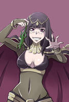 Tharja by glance-reviver