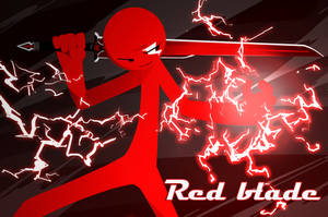 Red Blade by Bohea