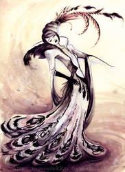 Fancy Sashay by YumiYoukkai