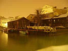 Golden Venice by Plesk90