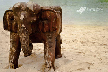 elephant stone by JMou