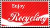 Enjoy Recycling by Gumidrop