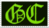 Good Charlotte Stamp by Gumidrop