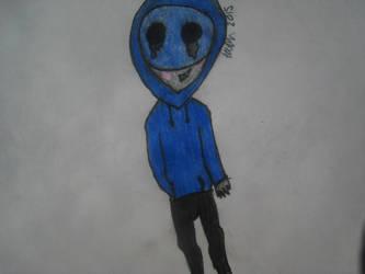 Creepypasta: Eyeless Jack (E.J) by BeyondThisUniverse