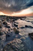 Sunset Glow.. by tarekjajeh
