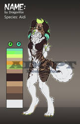 SALE Adopt AUCTION Aidi dog {CLOSED} by DragonFoxAdopts