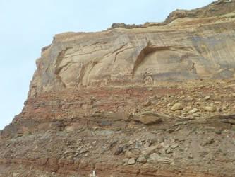 Edge of a Canyon by Solarfox123