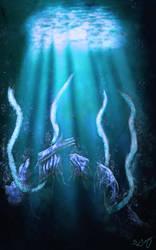 Poseidon by MistaBobby