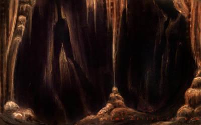 SP - cave by Zaema