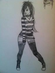 Tabitha fashion by DevilRena