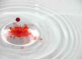 Red Drop by TexanLumberjack