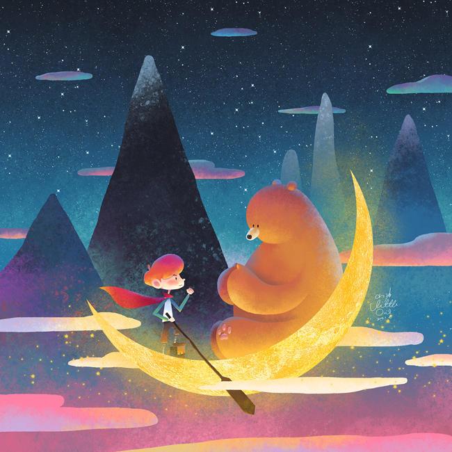 adventure by minayuyu
