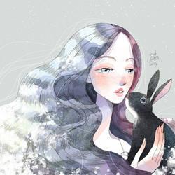 kiss by minayuyu
