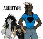 Archetypes by ZarathePirate