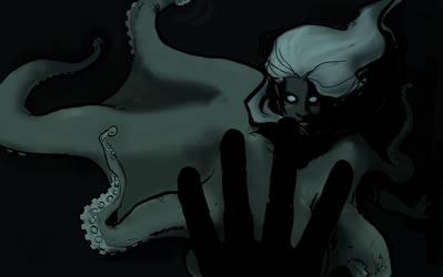 Kraken by ZarathePirate
