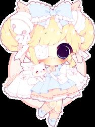 Precious angel by uniicake