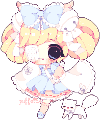 Soft and sweet by uniicake