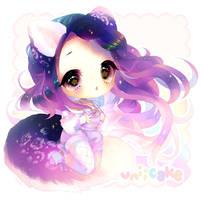 Moonlit Rainbows by uniicake