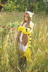 Aisaka Taiga cosplay [55] by AnnLycoris