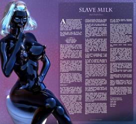 Slave Milk - Short Story by KinkyDept