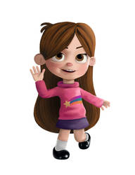 Mabel by markmak