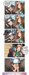 Dipper + Nosebleed = Hot by markmak
