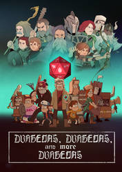 Did I mention there are dungeons? by markmak