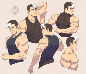 Shiro Day by Xelgot