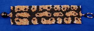 Ball Python Bracelet by starglo21
