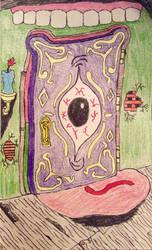 Acid Door by Shad3-M4sk