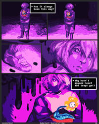 Underfell: Shattered Edge | Ruins 15 by CoconutMeat