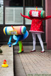 That's How We Roll - Katamari by paper-stars