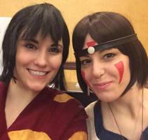 Princess Mononoke - Selfie by paper-stars