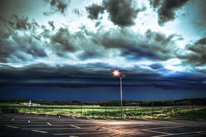 A Friday Night Storm by ZackMcIntosh