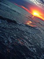 Italian sunset by Skutz