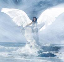 Angel Of The Sea by Waldheri
