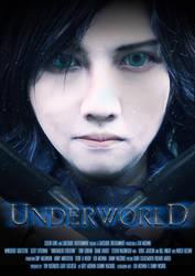 Underworld [poster style] - Selene by kagekijisaku