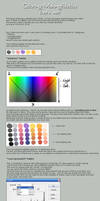 Making Palettes - Deji's way by DejiNyucu