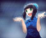 OC 5 - Pluvia by DejiNyucu