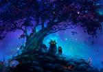 Who's tree? by Selenada
