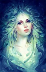 Sea Dragon by Selenada