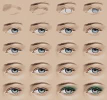 Eye Steps by Selenada