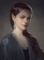 Celtic Princess by Selenada